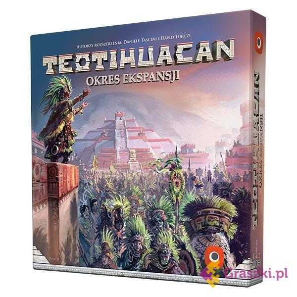 Przedsprzedaż Teotihuacan: Okres Ekspansji
